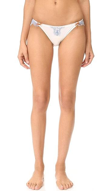 Heidi Klum Isola Nel Cielo Bikini Briefs