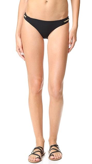 Heidi Klum Sun Dappled Decadence Classic Bikini Bottoms