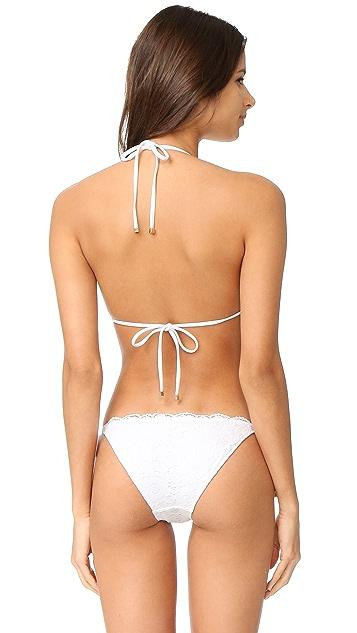 Heidi Klum Jetset Dreamer Triangle Bikini Top