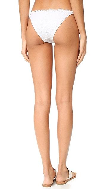Heidi Klum Jetset Dreamer Tie Side Bikini Bottoms
