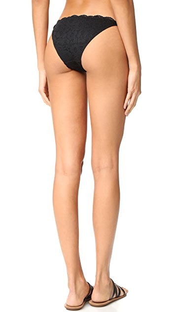 Heidi Klum Jetset Dreamer Tie Side Bikini Bottoms