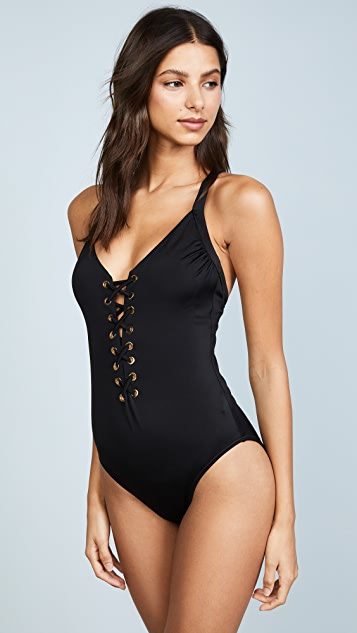 Heidi Klum Majestic One Piece