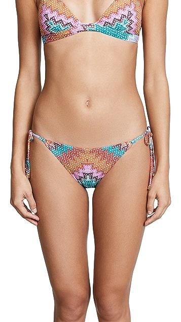Heidi Klum Antaria Tie Side Bikini Bottoms