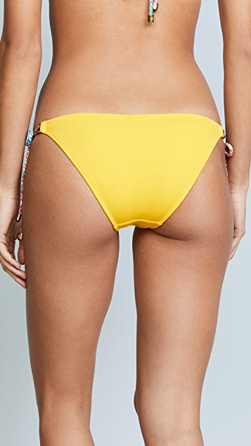 Heidi Klum Sun Muse Tie Side Bikini Bottoms