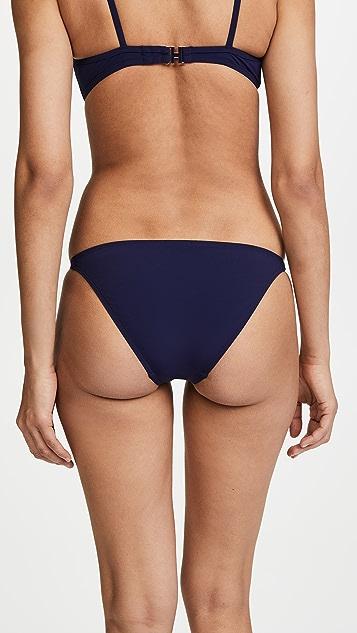 Heidi Klum Anse Cocos String Bikini Bottoms
