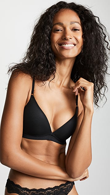Heidi Klum Seamfree Wireless Triangle Bra