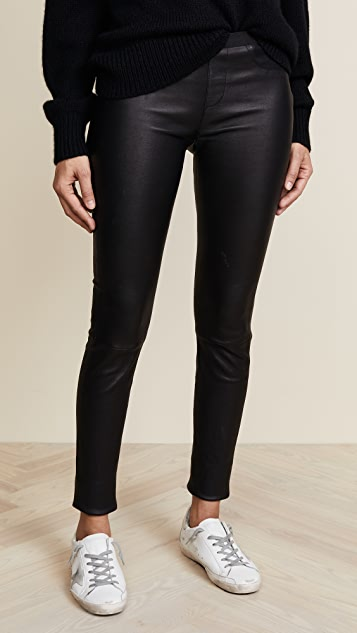 35ed6c556b Helmut Lang Stretch Leather Pants | SHOPBOP