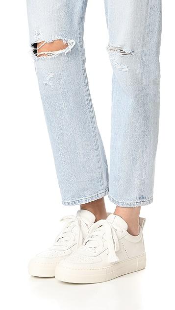 Helmut Lang Pad Low Top Sneakers