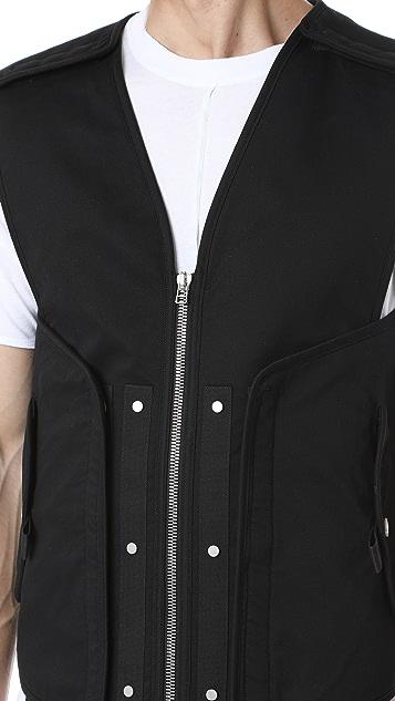 Helmut Lang Utility Vest