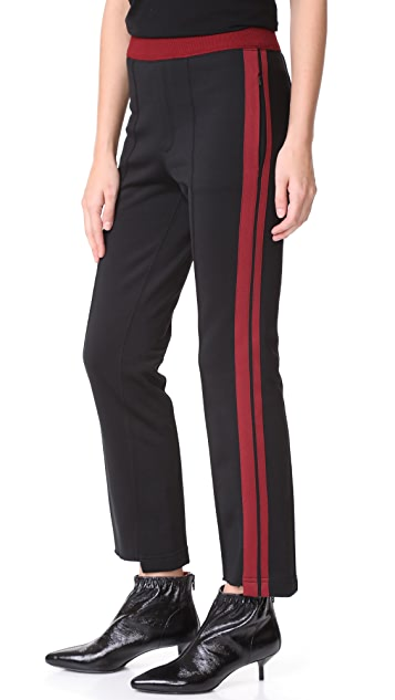Helmut Lang Terry Track Pants