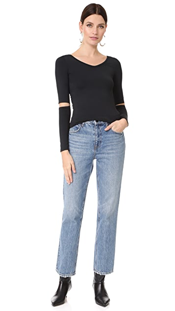 Helmut Lang Double Seamless Top