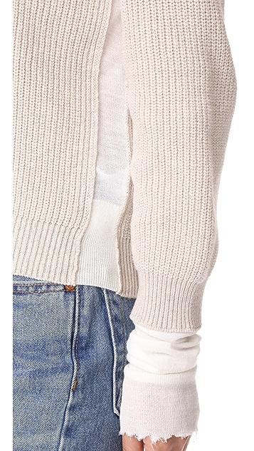Helmut Lang Layered Sweater