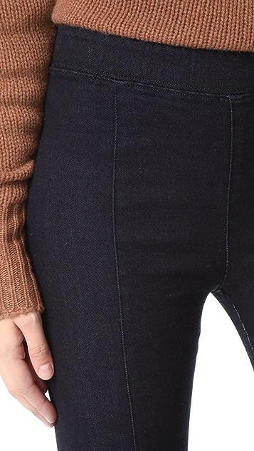 Helmut Lang Pull On Stirrup Jeans