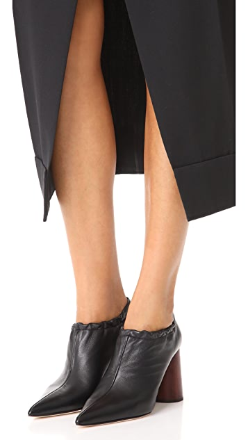 Helmut Lang Elasticized Pumps