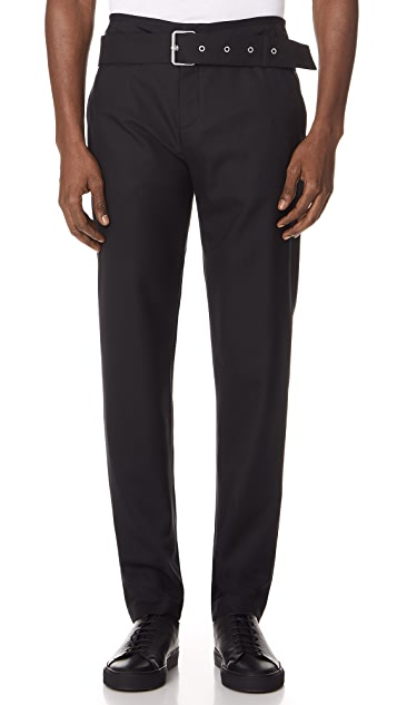 Helmut Lang Double WB Trousers