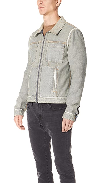 Helmut Lang Reversible 87 Jacket