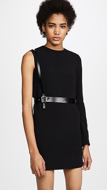 Helmut Lang Harness Dress