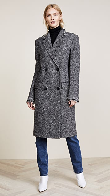 Helmut Lang Deconstructed Overcoat