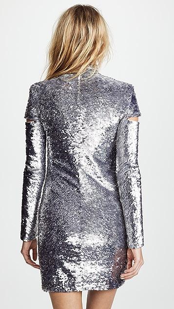 Helmut Lang Disco Dress