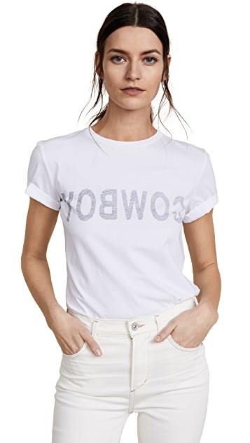 Helmut Lang RE-EDITION Cowboy T-Shirt