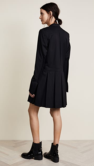 Helmut Lang School Girl Blazer Dress