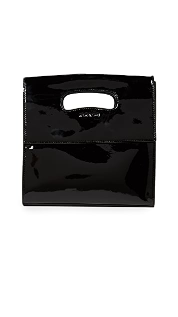 Helmut Lang Mini Flap Bag