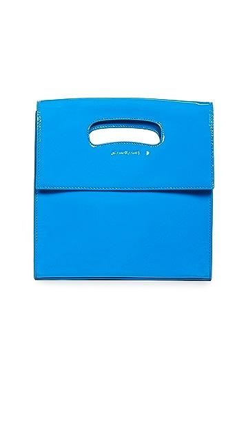 Helmut Lang Mini Flap Bag
