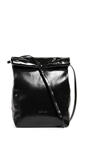 Helmut Lang Fold Over Cross Body Bag