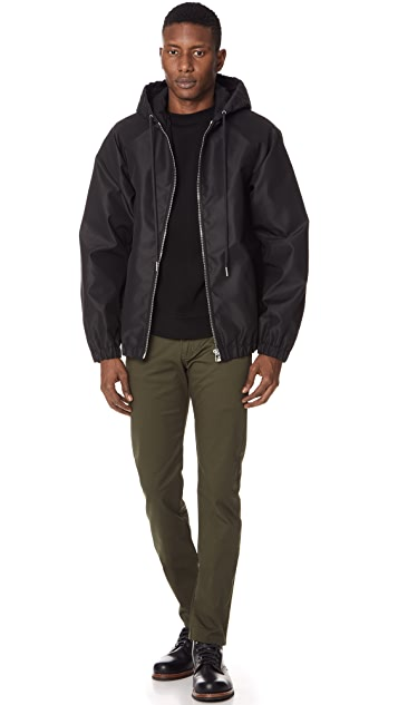 Helmut Lang Elasticated Track Jacket