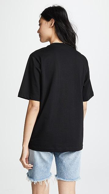 Helmut Lang Puppy T-Shirt