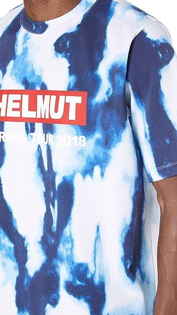 Helmut Lang Helmut Tour Tee