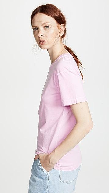Helmut Lang Distressed T-Shirt