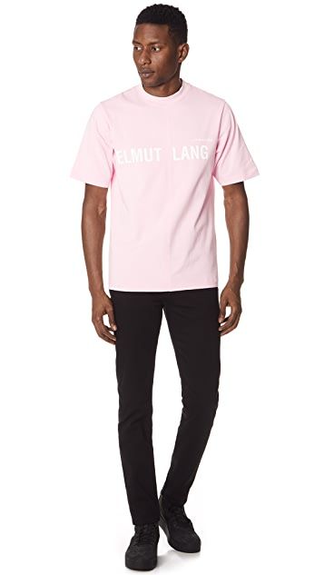 Helmut Lang Campaign Tee