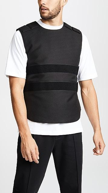 Helmut Lang Re-Edition Tactical Velcro Vest