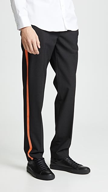 Helmut Lang Band Pull On Pants