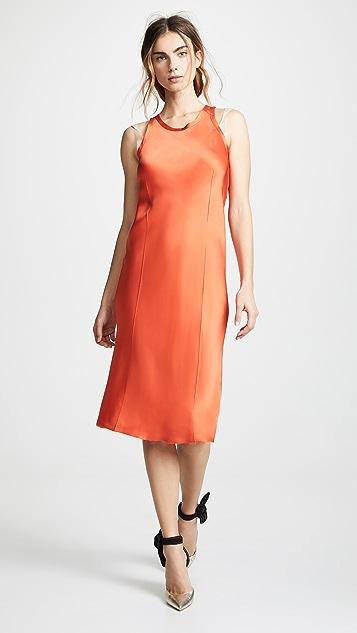 Helmut Lang Bra Strap Tank Dress