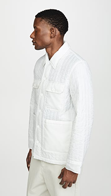 Helmut Lang Quilted Workwear Jacket
