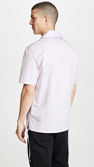 Helmut Lang The Strap Shirt