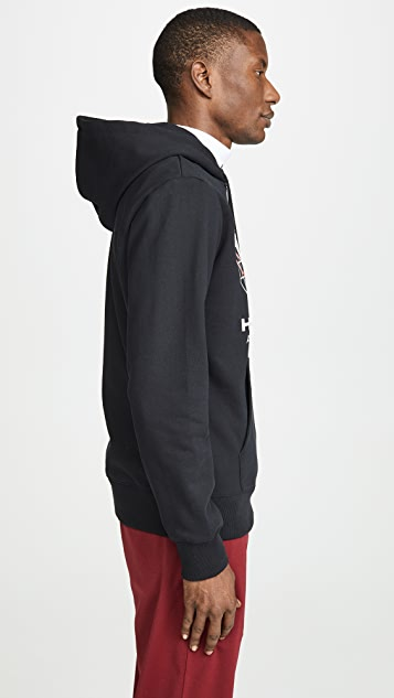 Helmut Lang World Turns Hoodie