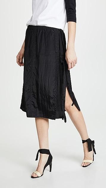 Helmut Lang Parachute Skirt