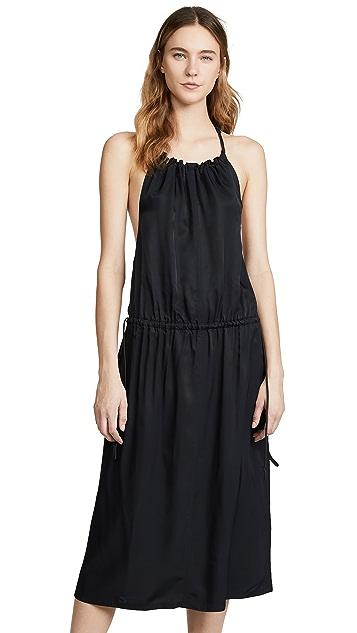 Helmut Lang Parachute Viscose Dress