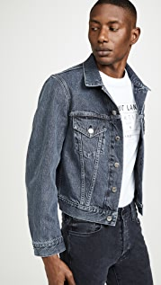 Helmut Lang Masc Denim Trucker Jacket