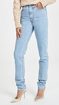 Femme High Spikes Jeans