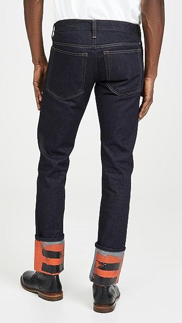 Helmut Lang Masc Josephine Lo Drainpipe Jeans