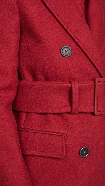 Helmut Lang 双排扣外套