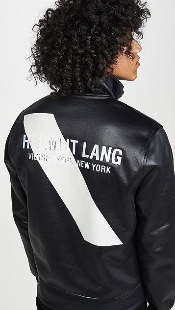 Helmut Lang Logo Track Jacket