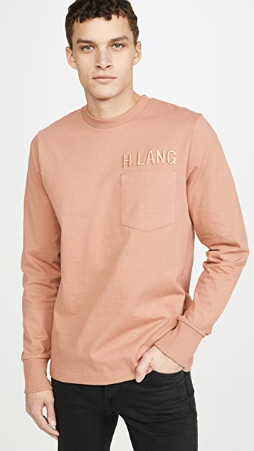 Helmut Lang Long Sleeve Tee
