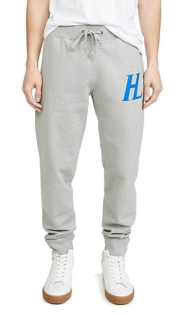 Helmut Lang Masc Sweatpants