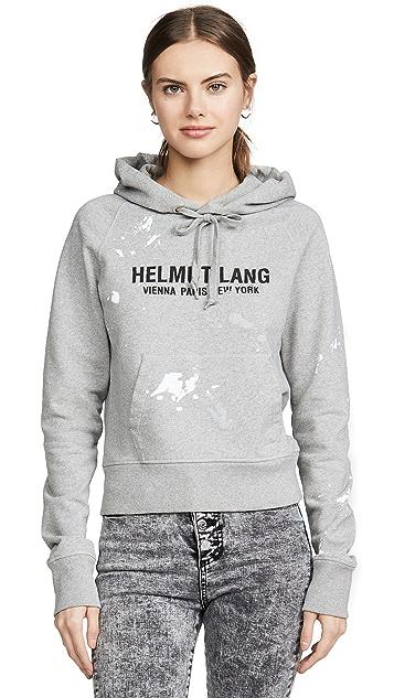 Helmut Lang Slim Hoodie