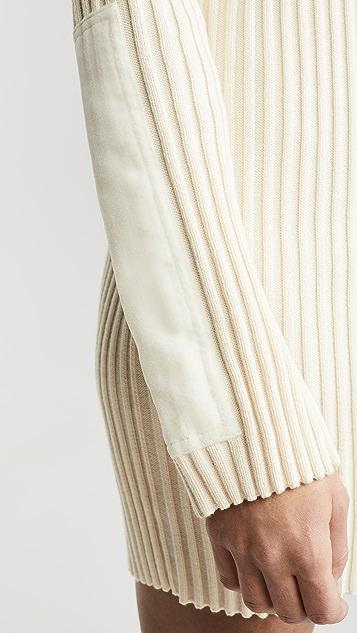 Helmut Lang Patch Dress